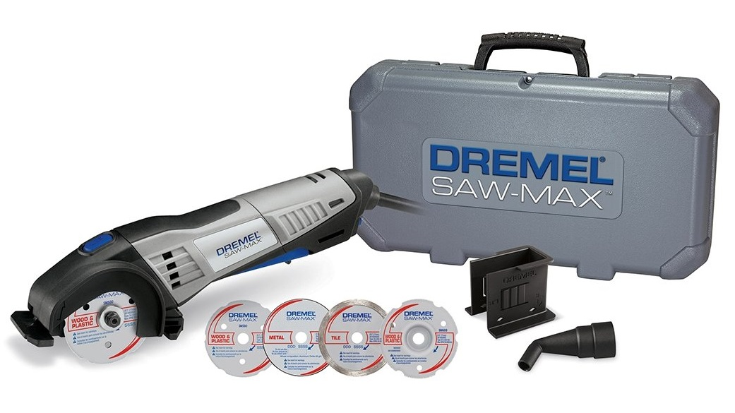 Dremel SM20-02 120-Volt Saw-Max Tool Kit Reviews