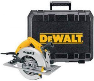 DEWALT DW364K 7-1 4-Inch Circular Saw with Electric Brake