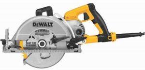 DEWALT DWS535 7 1 4-Inch Worm Drive Circular Saw