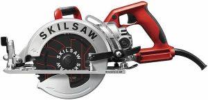 SKILSAW SPT77WML-01 15-Amp 7-1 4-Inch Lightweight Worm Drive Circular Saw