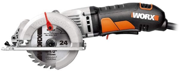 WORX WORXSAW 4-1 2 Compact Circular Saw – WX429L